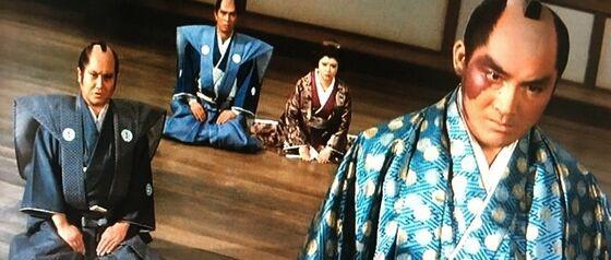 柳生一族の陰謀, Shogun's Samurai