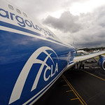 CargoLogicAir - G-CLAB - Farnborough Airport (FAB/EGLF)
