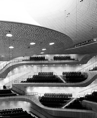 Der grosse Saal der Elbphilharmonie 02