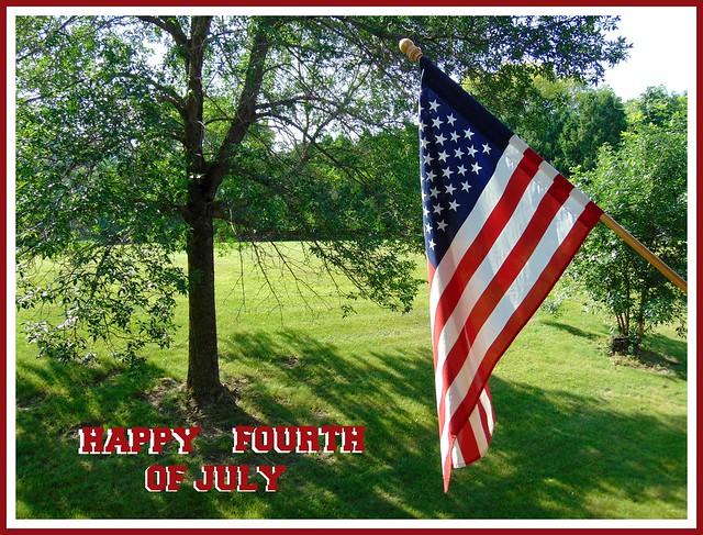 Happy Fourth of July 2020