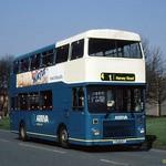 YAU128Y Arriva Derby 4378