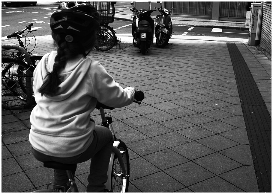 -small cyclists-