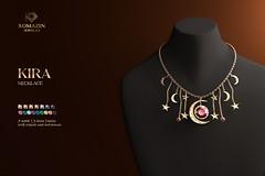 Romazin - Necklace <Kira>
