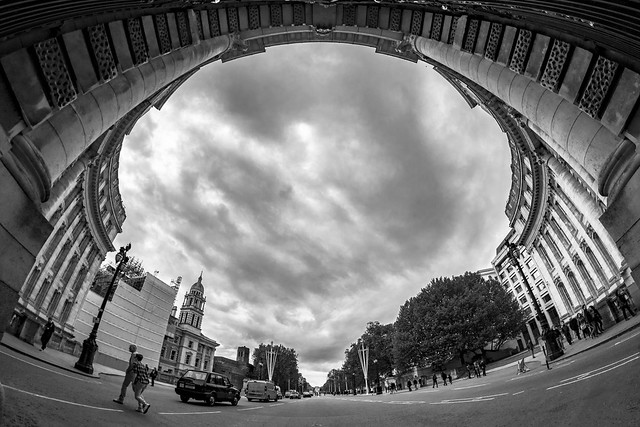 Admiralty Arch [Explore]