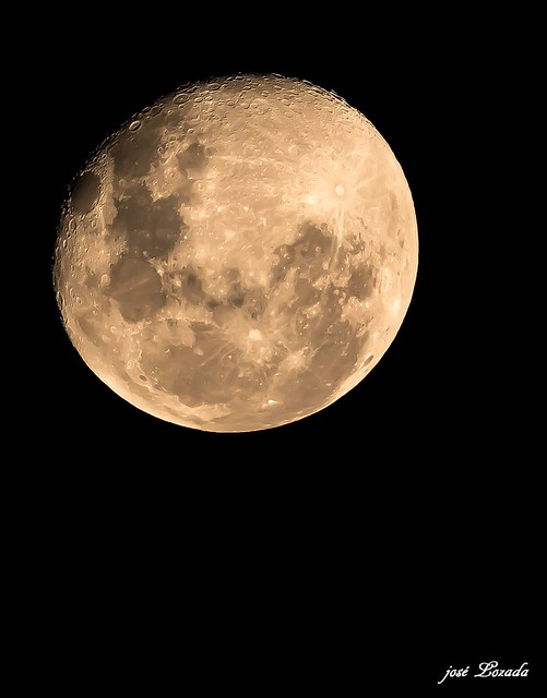 My special moon