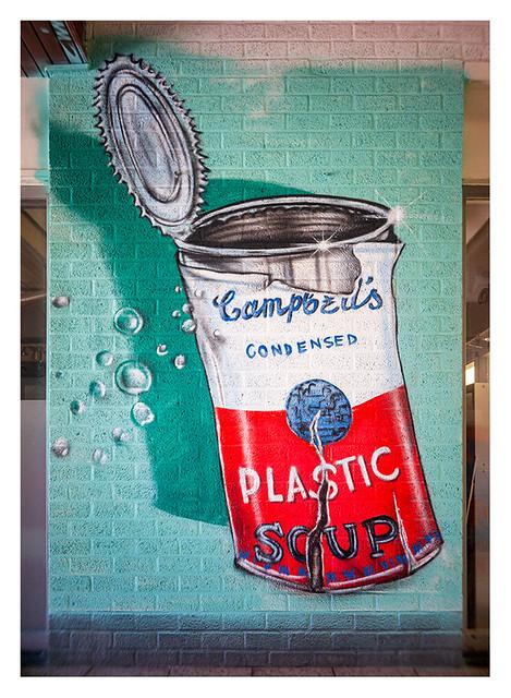 Condensed Plastic Soup