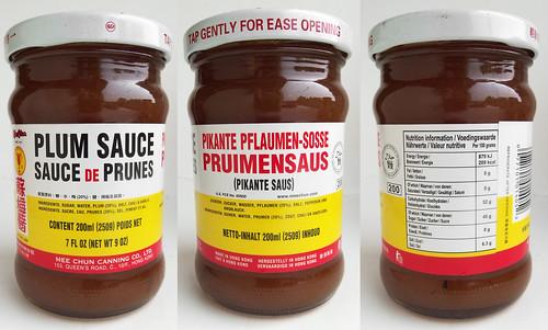Plum Sauce LKK