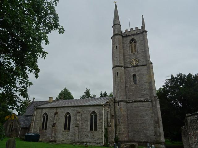 Church of St Matthew, Church Rd, Wookey, Wells BA5 1JX