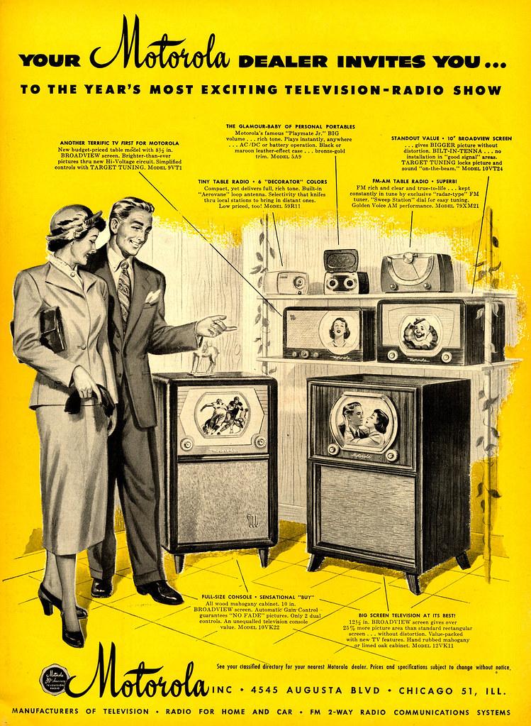 Motorola 1949