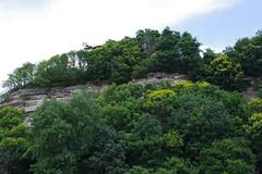 Bluff north of Alton