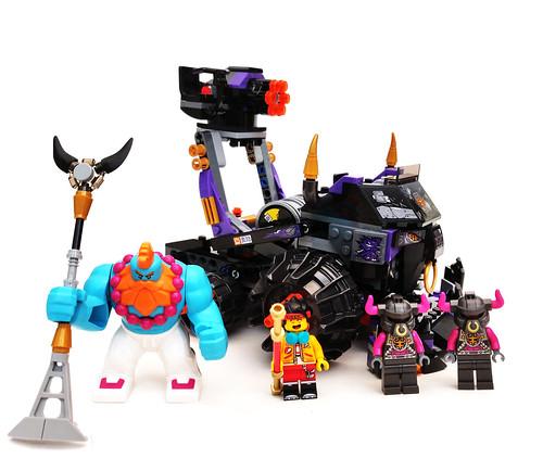 LEGO Monkie Kid Iron Bull Tank (80007)