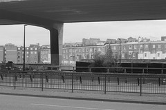 Westway and Gloucester Terrace