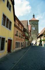 Rothenburg - Siebers Tower
