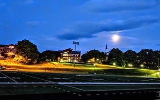 Mr. Moon and McDaniel College | by kevindayhoff