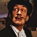 Salvador Dali wax figure in the Madame Tussauds- NYC