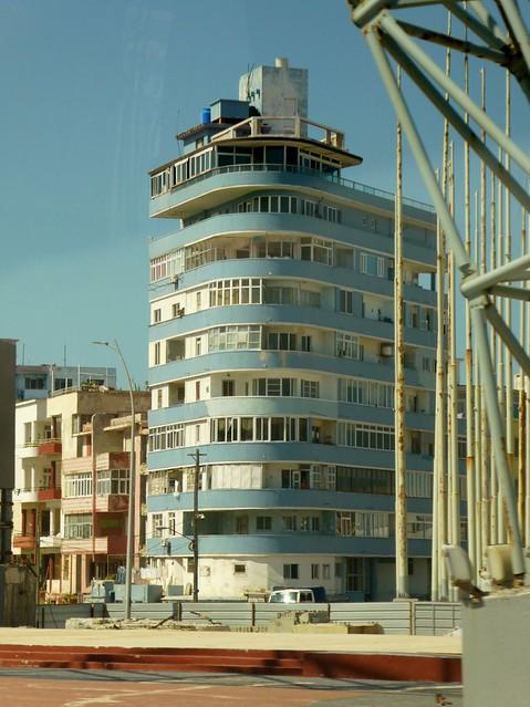 Havana - Art Deco Building