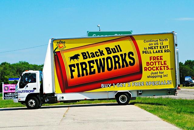 Black Bull Fireworks