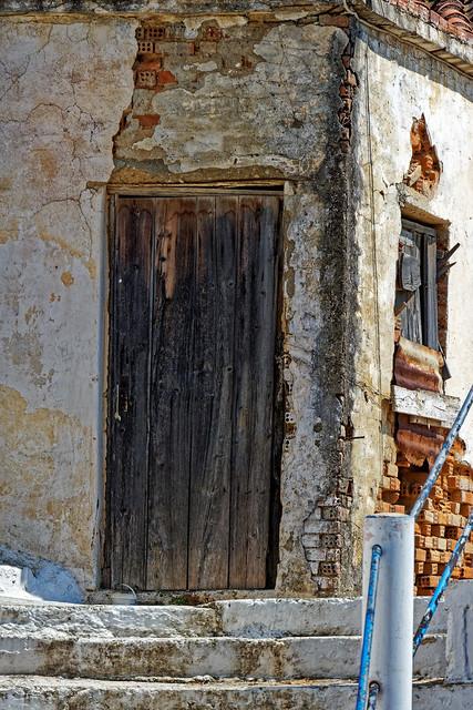 Abandoned Building ( Skopelos Town - Greece) Panasonic Lumix TZ200 (DxO Edited)