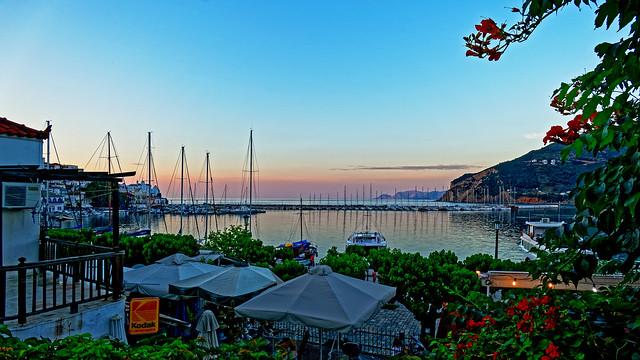 A Skopelos Sunset (Panasonic TZ200) (DxO Edited)