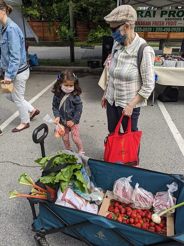 Farmers Market Bounty | by Canadian Veggie
