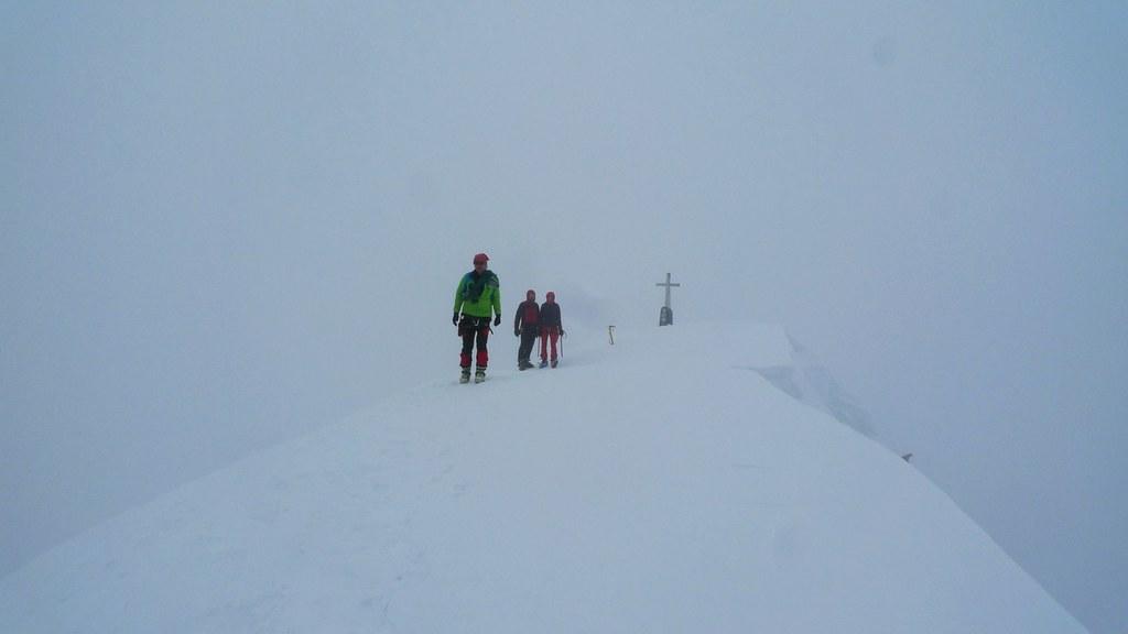 Grosser Geiger SW Venedigergruppe - Hohe Tauern Rakousko foto 19