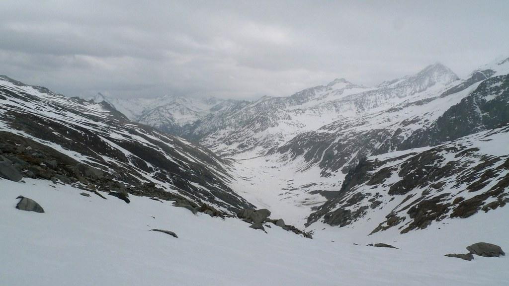 Grosser Geiger SW Venedigergruppe - Hohe Tauern Rakousko foto 23