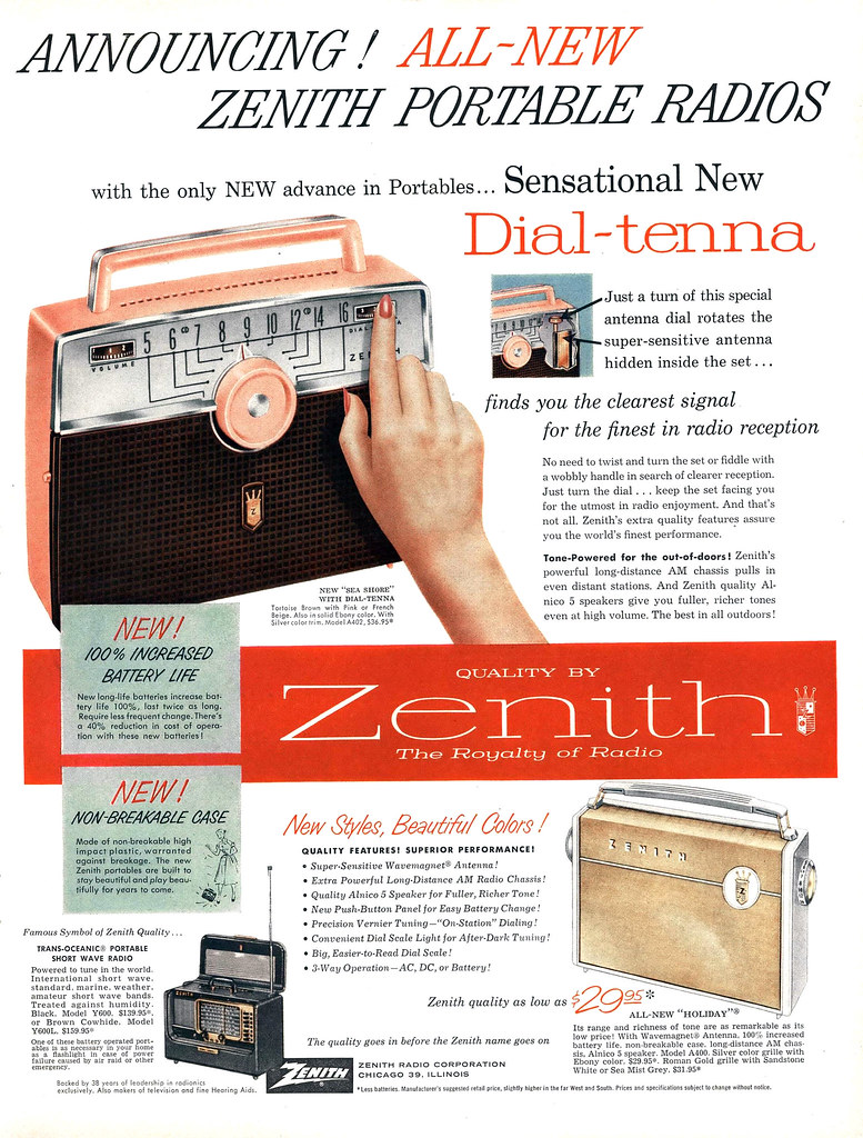 Zenith 1957