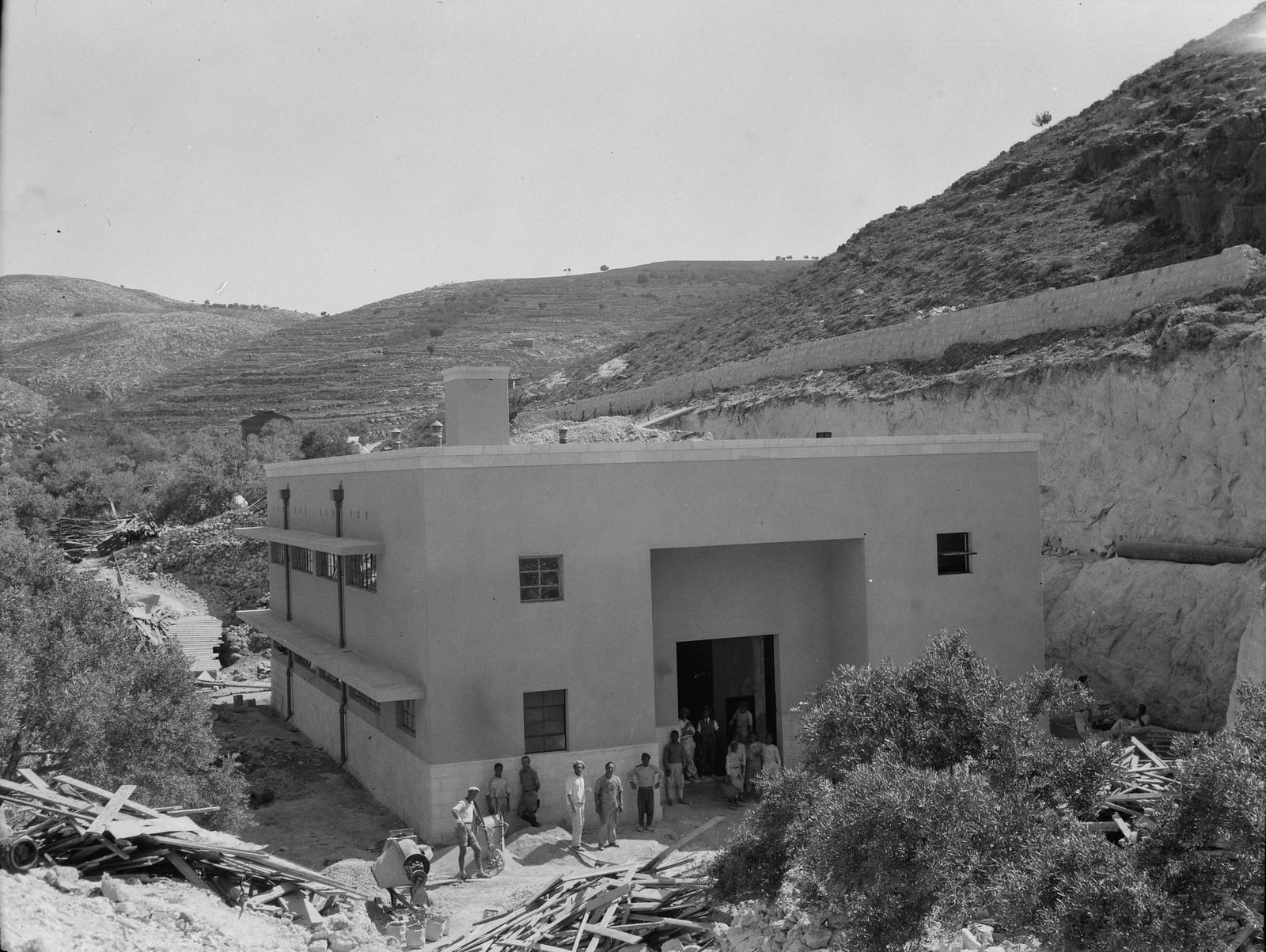 11. Баб-эль-Вад. Машинное отделение