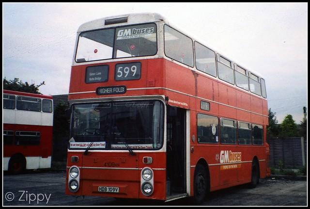 GM Buses - 4109 HDB109V