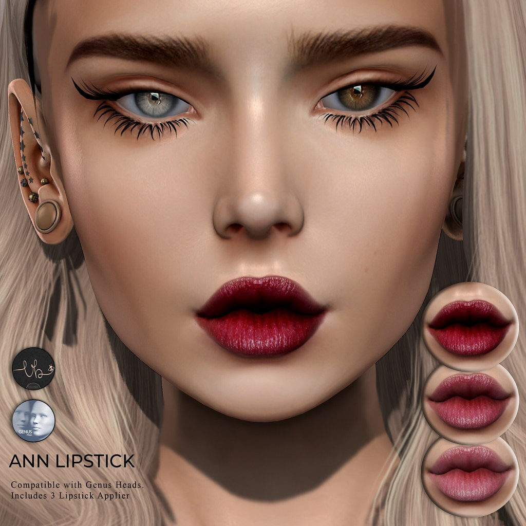 Violybee. Ann LIpstick – Genus Applier  / @Unik Event