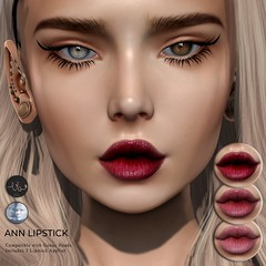 Violybee. Ann LIpstick - Genus Applier  / @Unik Event