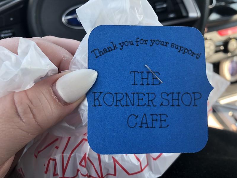 Korner shop cafe