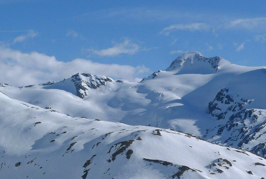 Grosser Geiger SW Venedigergruppe - Hohe Tauern Rakousko foto 02
