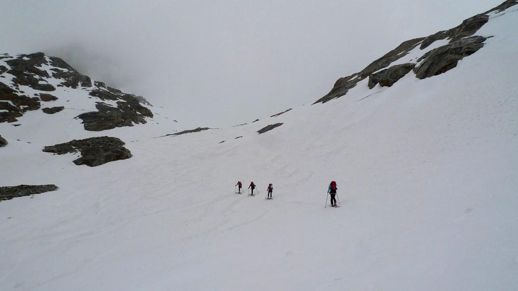 Grosser Geiger SW Venedigergruppe - Hohe Tauern Rakousko foto 03