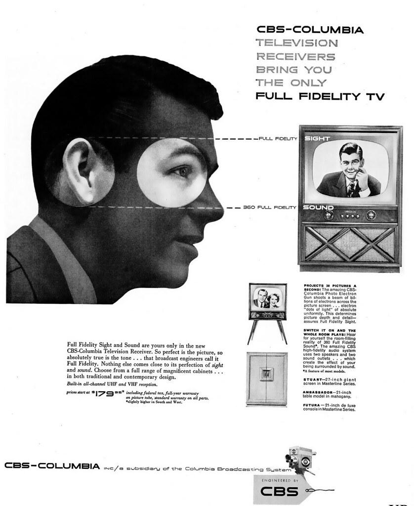 CBS-Columbia 1953