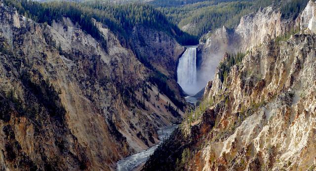Artist Point. Yellowstone. NP