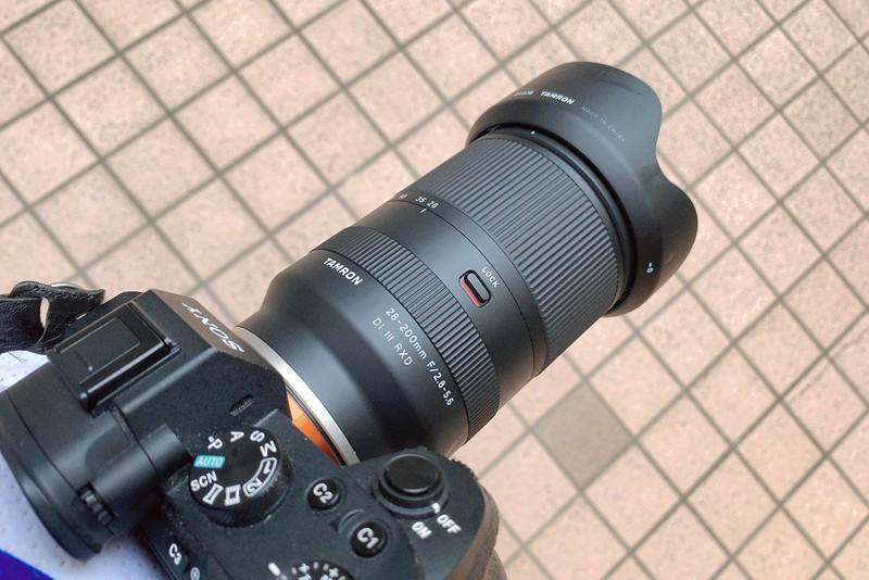 Sony α7Ⅱ+TAMRON 28 200mm f2 8 5 6 Di Ⅲ RXD
