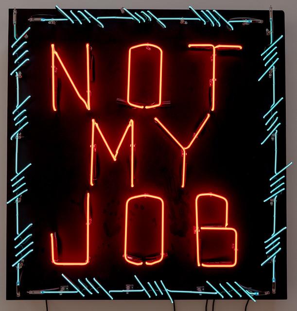Not My Job