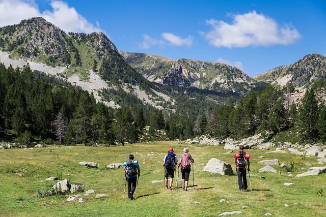 Andorra es perfecta para hacer senderismo en verano