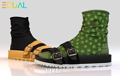 EQUAL - Luke Sandals