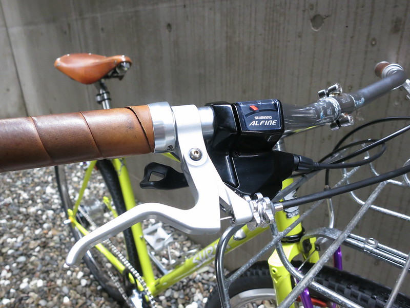 SURLY Cross Check paint YL Lever
