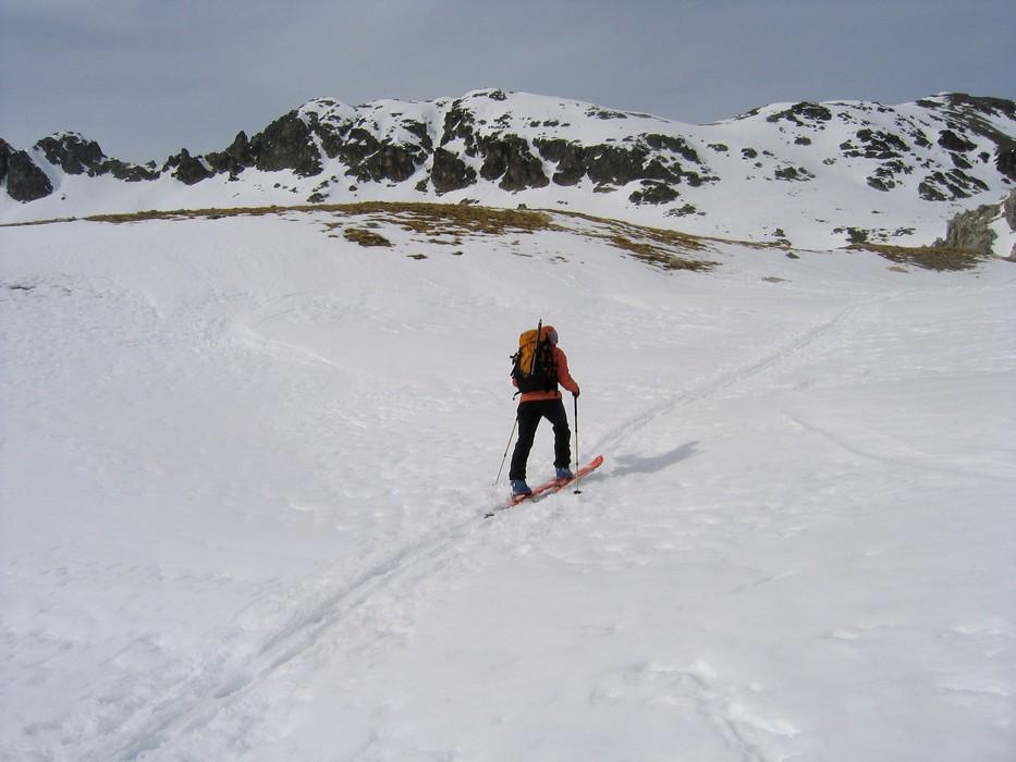 Piz Surgonda Albula Alpen Švýcarsko foto 03