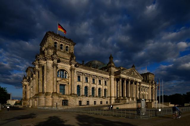 Berlin; Reichstagsgebäude