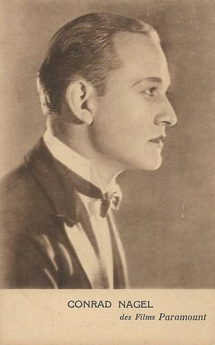 Conrad Nagel