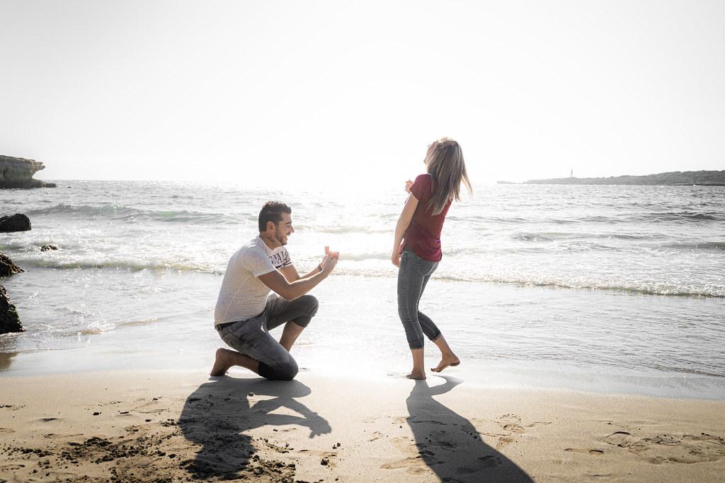 She said YES !!!