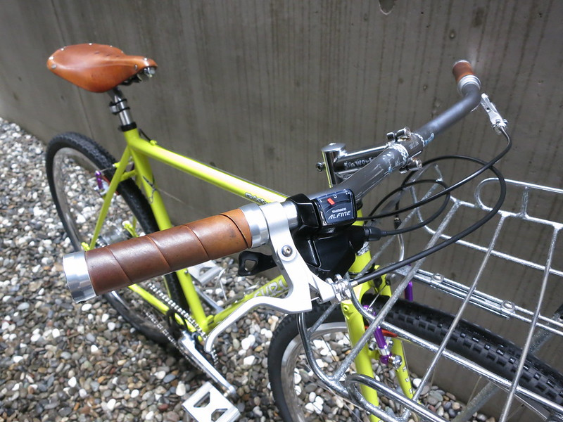 SURLY Cross Check paint YL Front