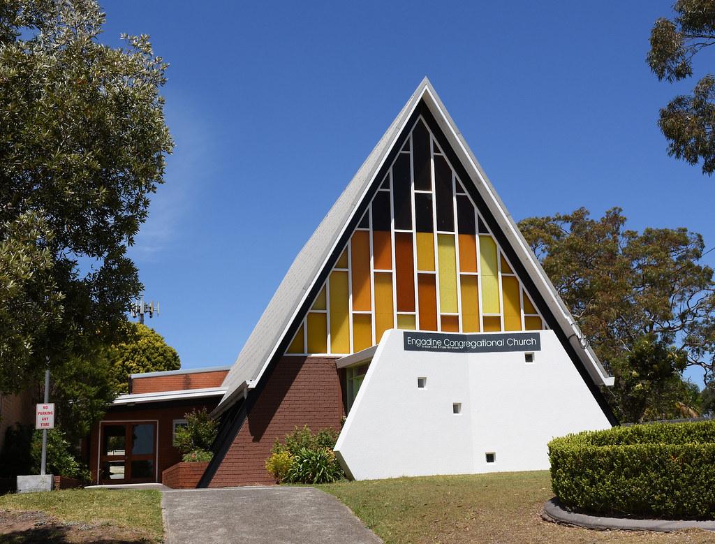 Congregational Church, Engadine, Sydney, NSW.