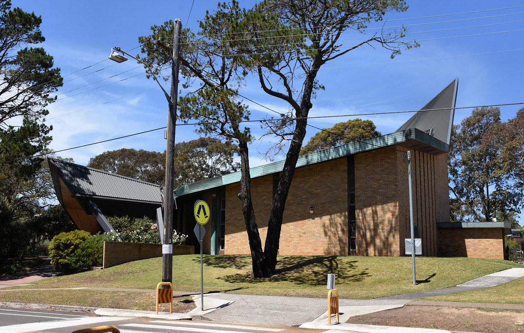 St John Bosco Catholic Church, Engadine, Sydney, NSW.