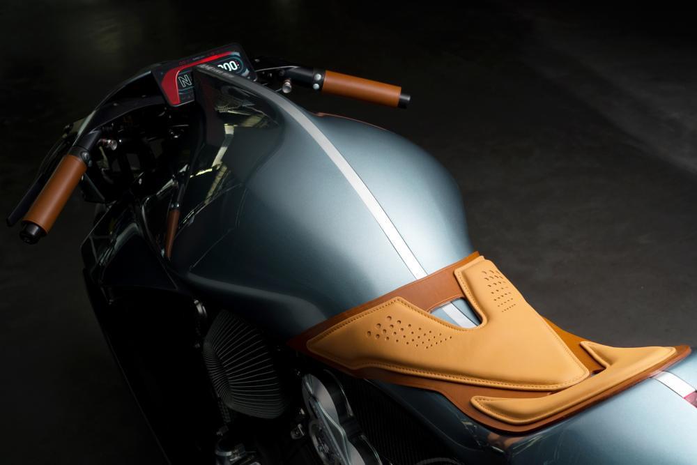 Aston Martin AMB 001 Seat