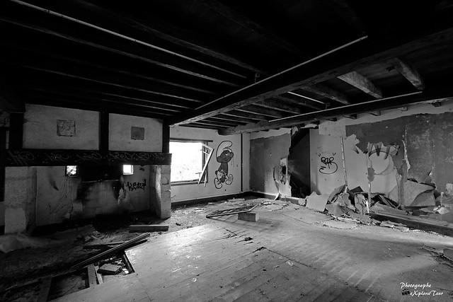 Hôtel  Abandoned   Le Saint Laurent